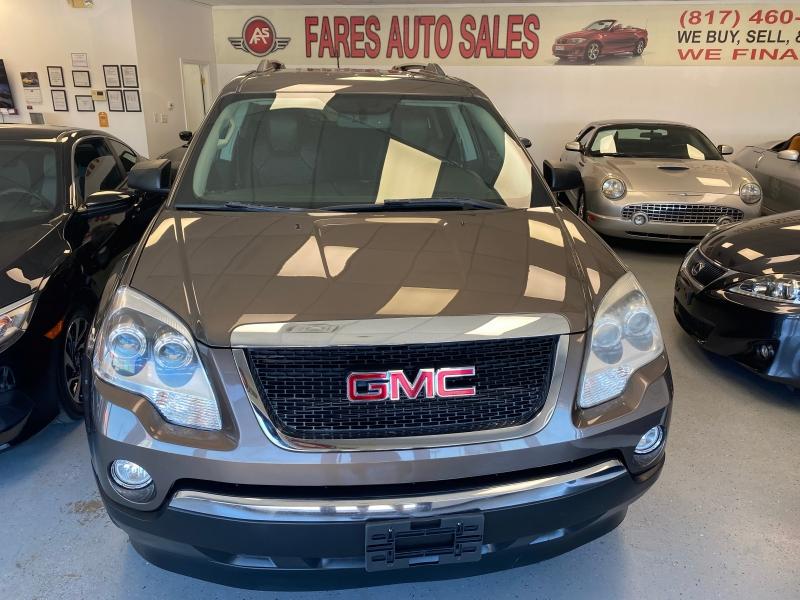 GMC Acadia 2012 price $10,998