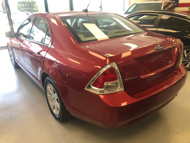 Ford Fusion 2008 price $4,500