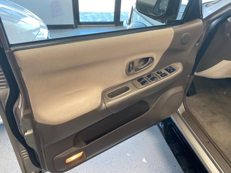 Mitsubishi Montero Sport 2004 price $4,998