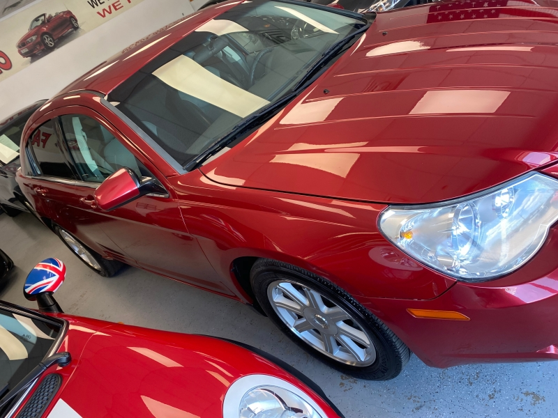Chrysler Sebring Sdn 2007 price $4,800