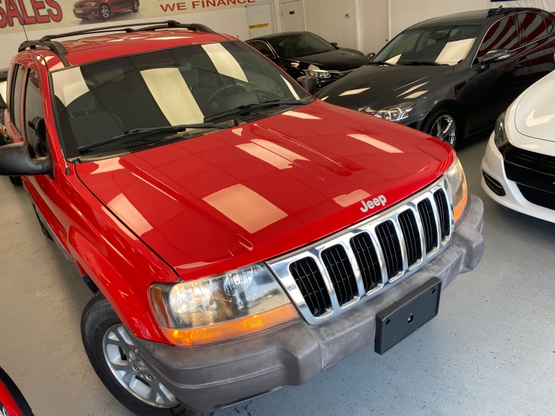 Jeep Grand Cherokee 1999 price $6,500