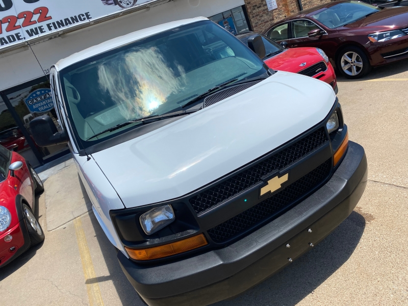 Chevrolet Express Cargo Van 2015 price $14,498