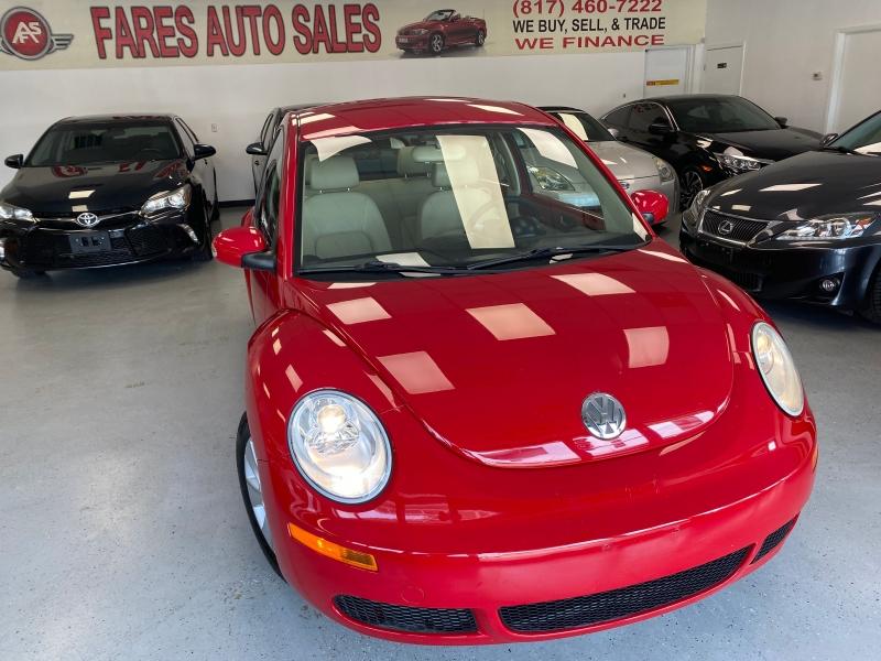 Volkswagen New Beetle Coupe 2008 price $6,500