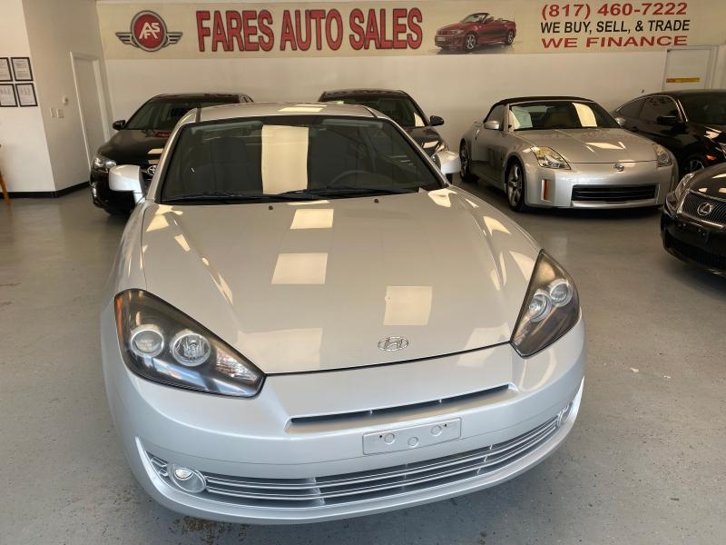 Hyundai Tiburon 2008 price $7,798