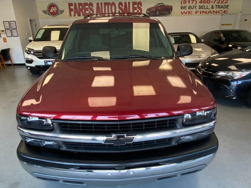 Chevrolet Tahoe 2003 price $6,498