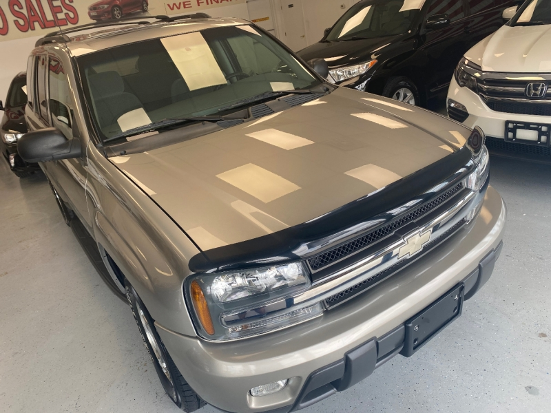 Chevrolet TrailBlazer 2002 price $6,998
