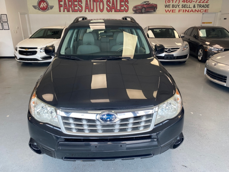 Subaru Forester 2012 price $9,498