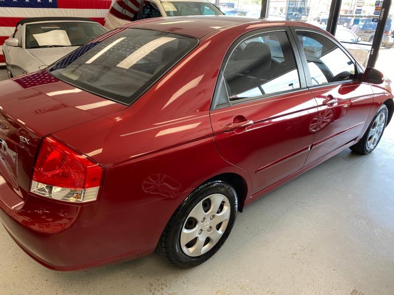 Kia Spectra 2008 price $6,498