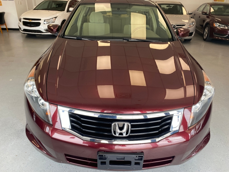 Honda Accord Sdn 2008 price $8,498
