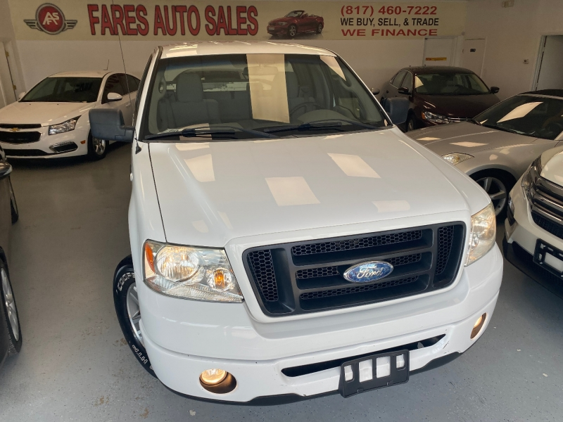 Ford F-150 2008 price $7,998