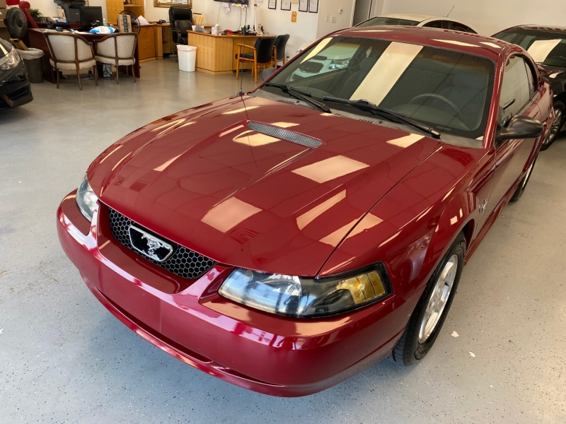 Ford Mustang 2002 price $7,498