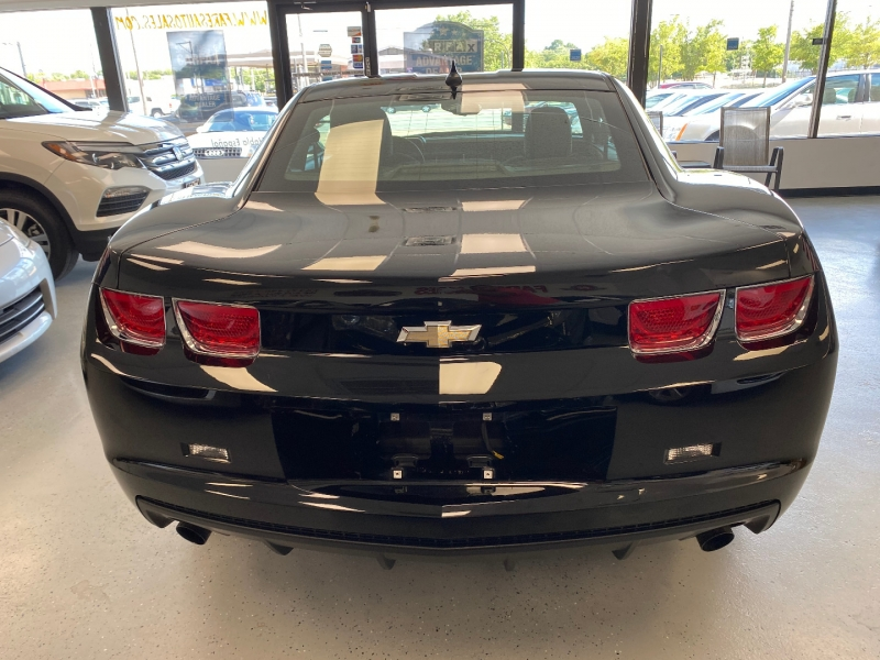 Chevrolet Camaro 2011 price $10,498