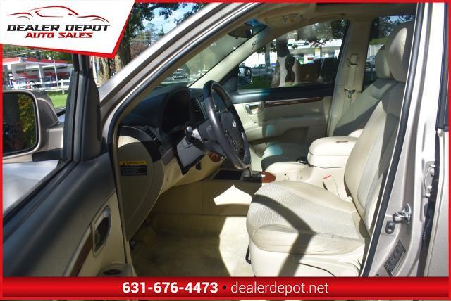 Hyundai Santa Fe 2007 price $4,490