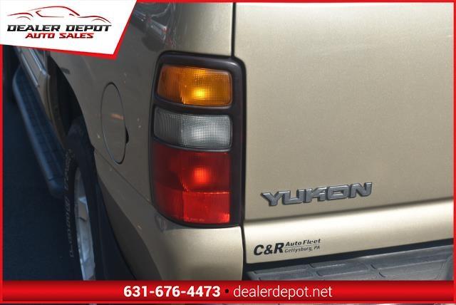 GMC Yukon 2005 price $5,990
