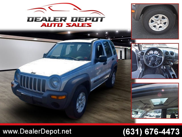 Jeep Liberty 2003 price $4,490