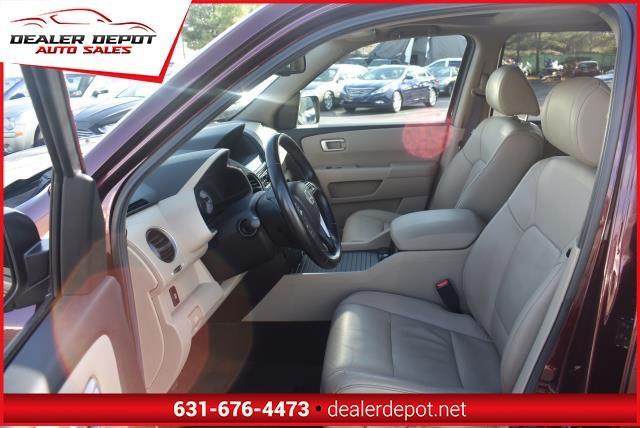 Honda Pilot 2013 price $16,995