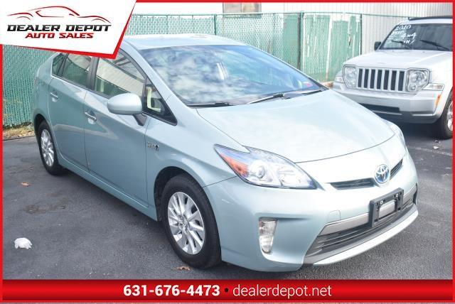 Toyota Prius Plug-In 2012 price $11,999