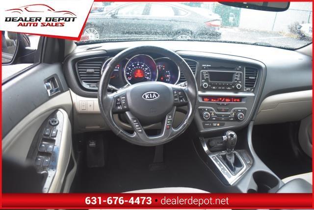 Kia Optima 2012 price $8,990