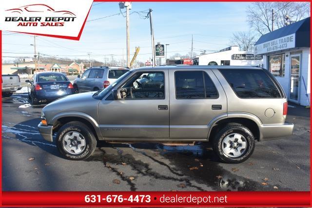 Chevrolet Blazer 2004 price $4,990