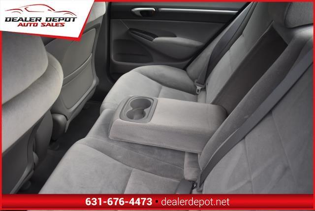 Honda Civic Sedan 2008 price $4,990