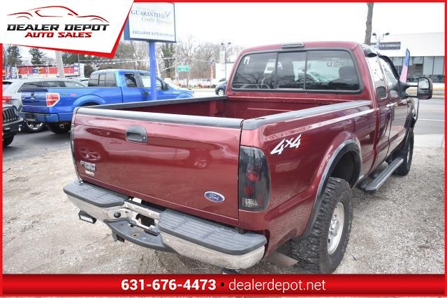 Ford Super Duty F-250 2004 price $6,990