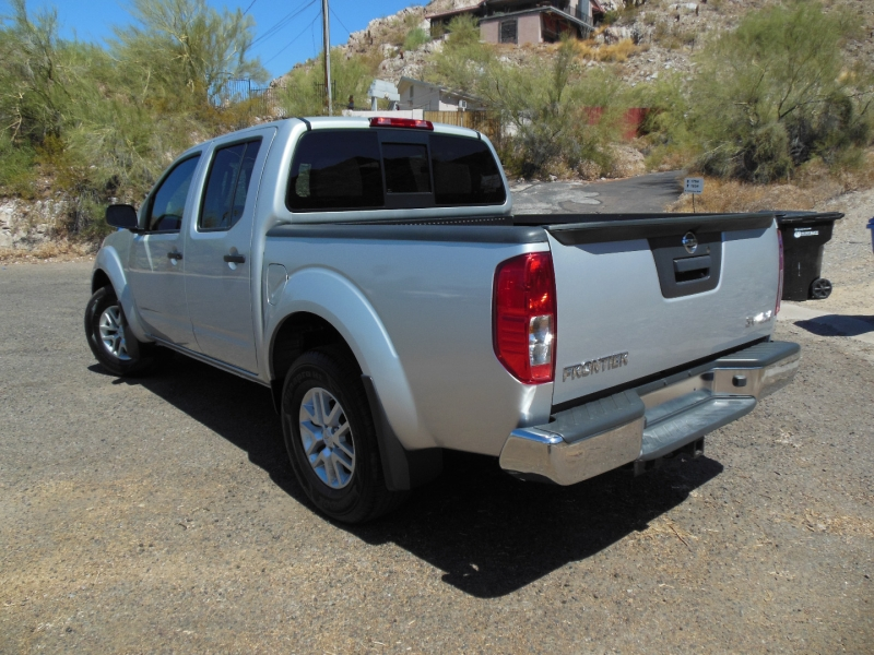 Nissan Frontier 2019 price $17,979