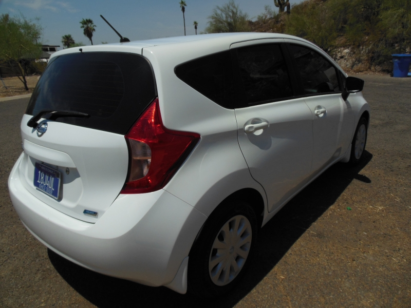 Nissan Versa Note 2016 price $6,979