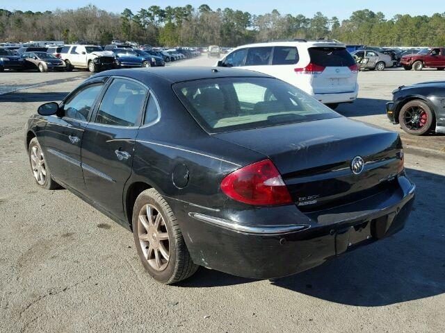 Buick LaCrosse 2005 price $8,109