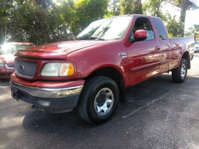 2000 Ford F-150 XLT SuperCab Long Be