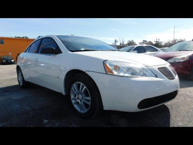 Pontiac G6 2006 price $3,515