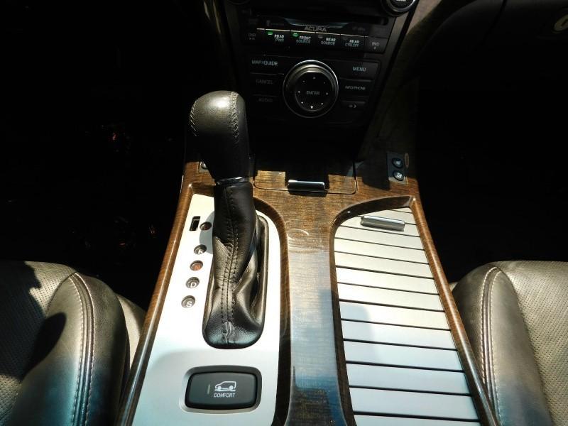 2011 Acura MDX AWD 4dr Advance/Entertainment Pkg