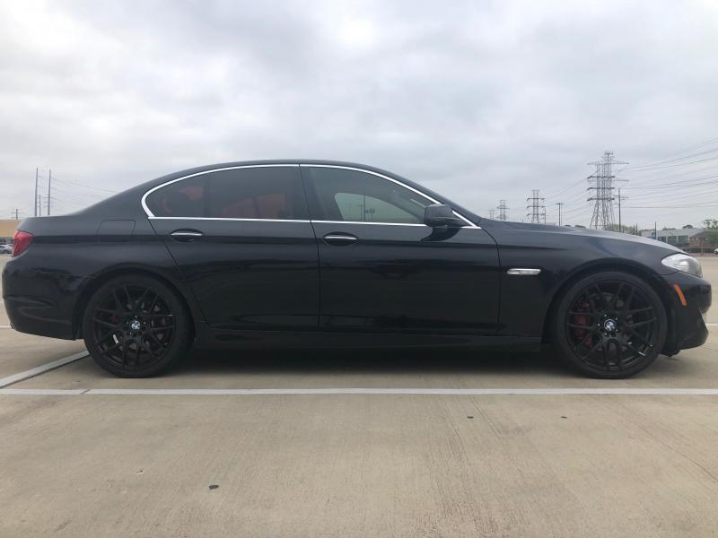 BMW 5-Series 2013 price $13,800