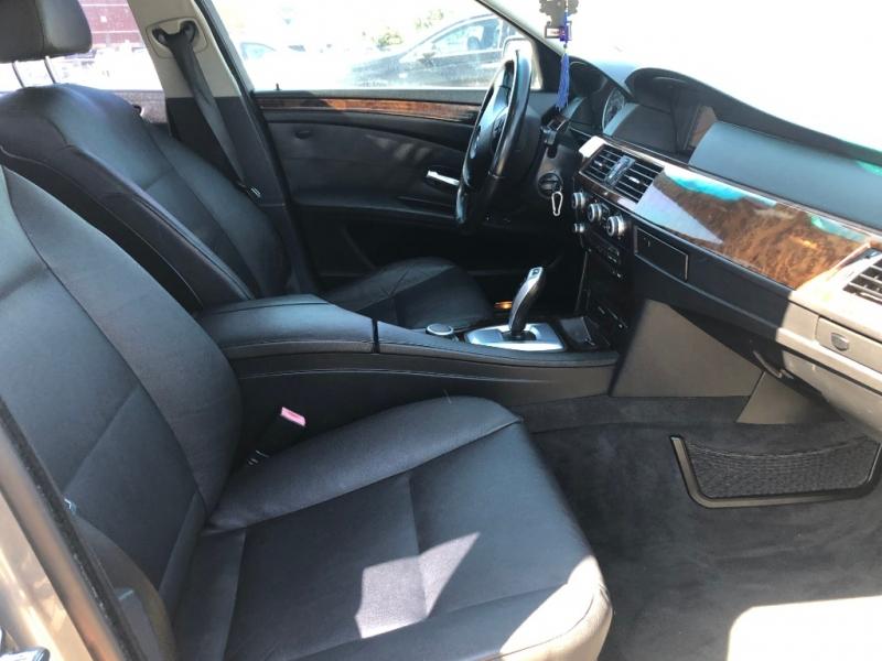BMW 5-Series 2008 price $4,999