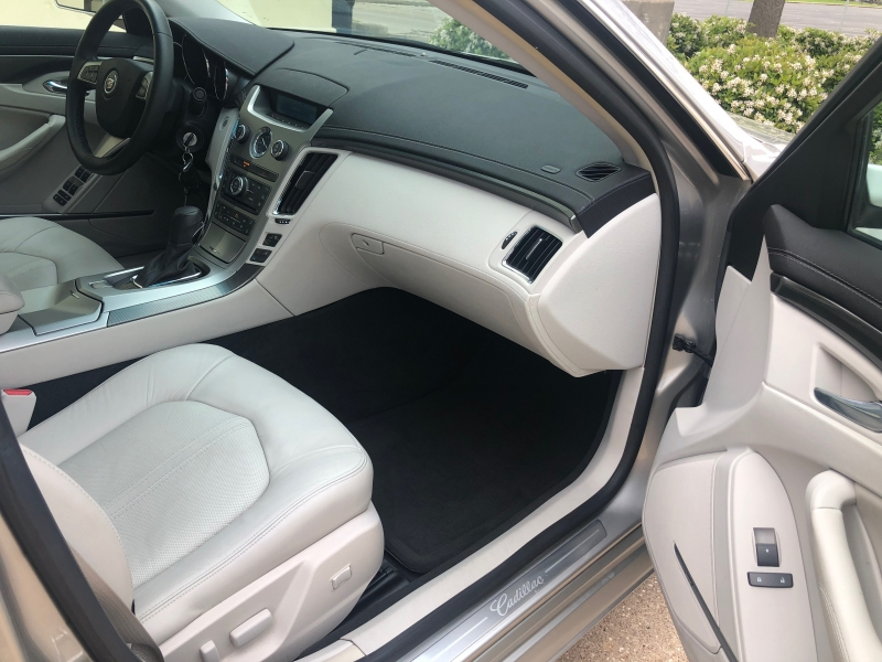 Cadillac CTS 2008 price $6,499