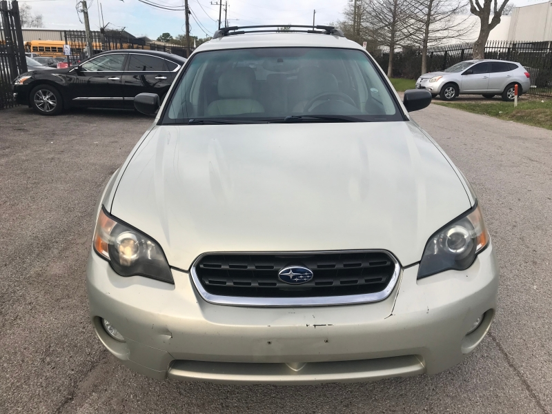 Subaru Legacy Wagon (Natl) 2005 price $4,899
