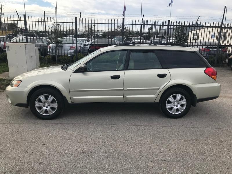 Subaru Legacy Wagon (Natl) 2005 price $4,899