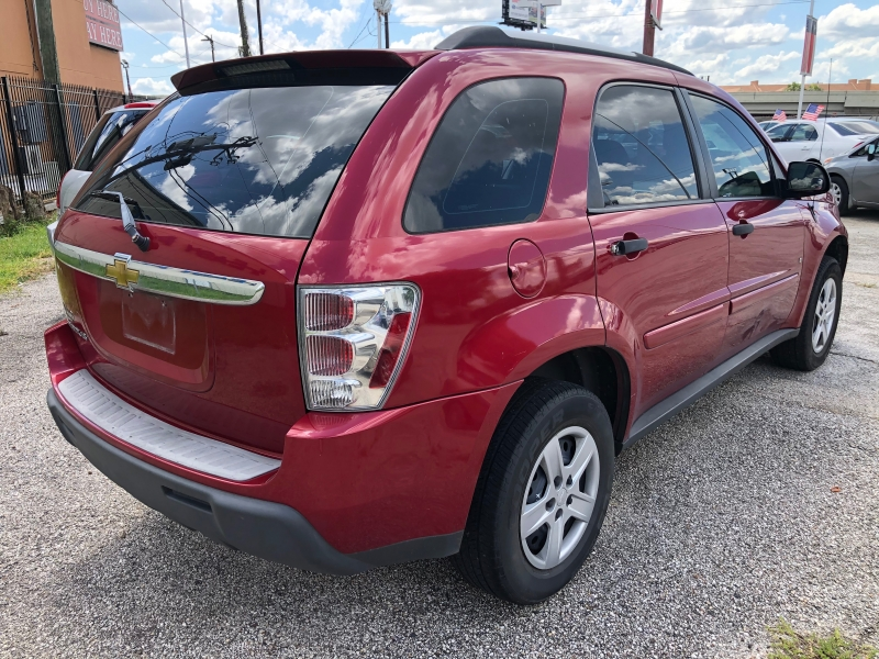 Chevrolet Equinox 2006 price $6,945