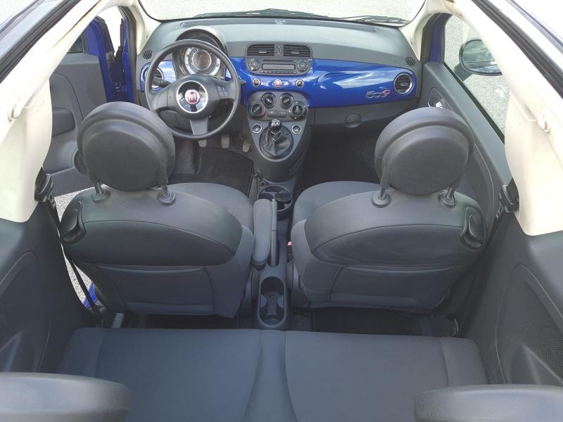Fiat 500 2012 price $5,999
