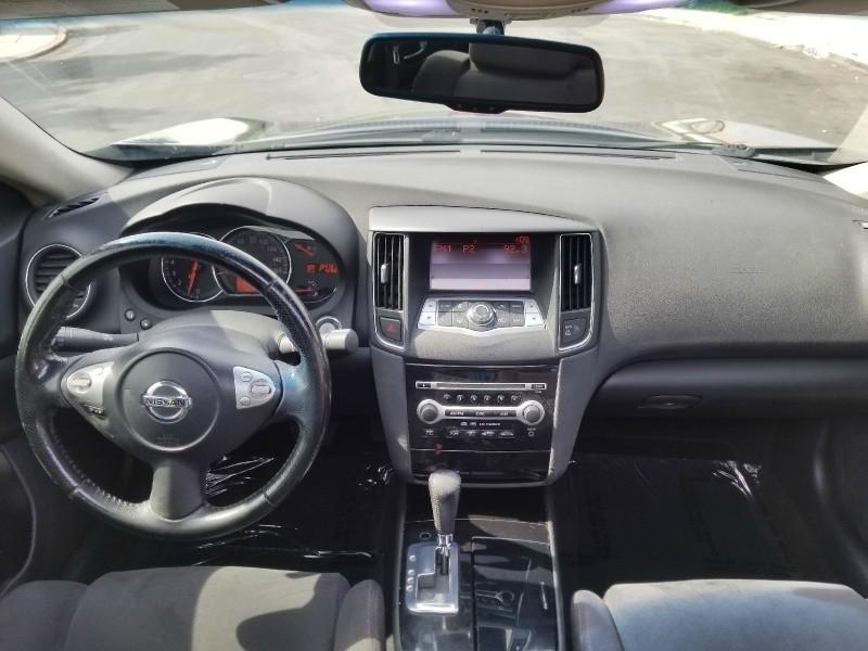 Lexus Van Nuys >> 2009 Nissan Maxima 4dr Sdn V6 CVT 3.5 S The Auto Team ...