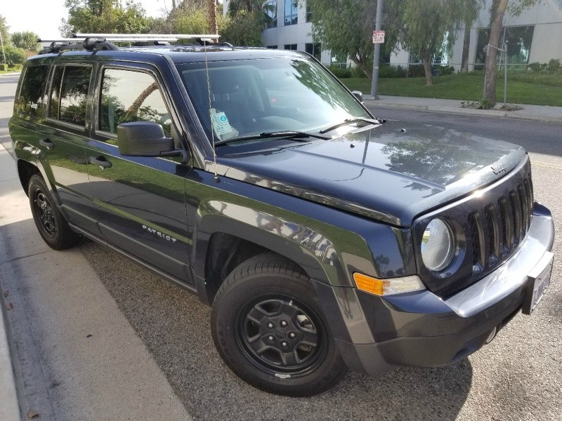 2015 jeep patriot fwd 4dr sport inventory the auto. Black Bedroom Furniture Sets. Home Design Ideas