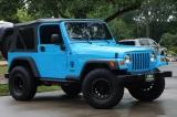 Jeep Wrangler TJ 2004