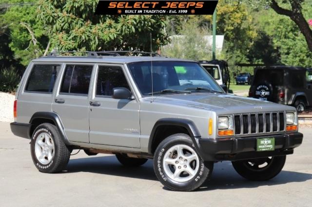 2000 Jeep Cherokee Freedom Edition