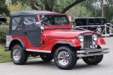 Jeep CJ 4WD 1982