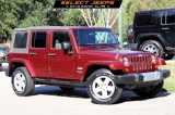 Jeep Wrangler Unlimited Sahara 2008