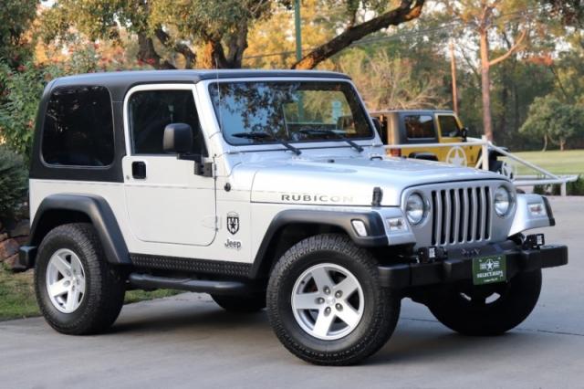 2005 Jeep Wrangler Rubicon
