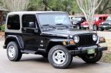 Jeep Wrangler Sahara 2004