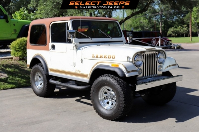 1981 Jeep CJ-7 Laredo