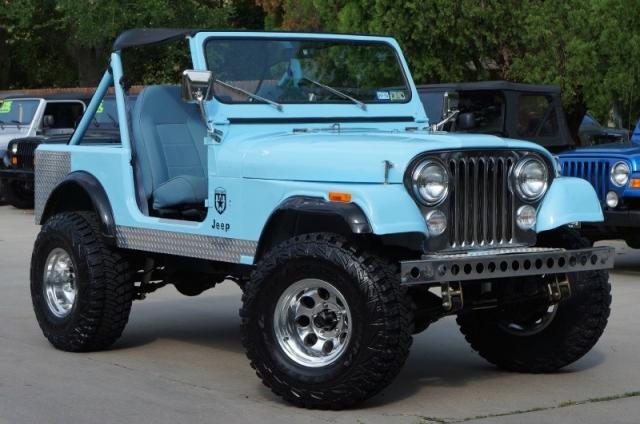 1983 Jeep CJ 4WD