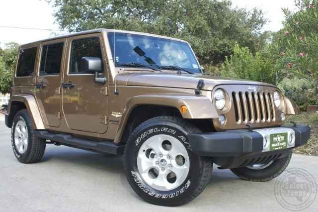 2015 Jeep Wrangler Unlimited 4wd 4dr Sahara Inventory