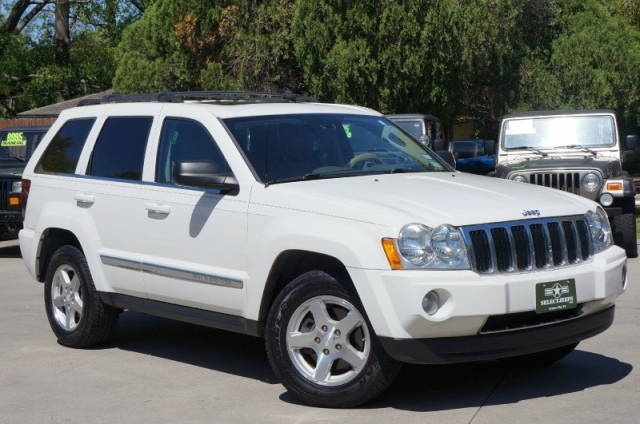 2007 Jeep Grand Cherokee  3.0L Turbo Diesel
